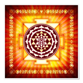 Dirk Czarnota - Sri Yantra Energy Light