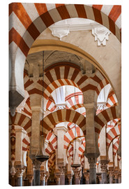 Tableau sur toile  The Mosque of Cordoba