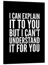Creative Angel - I Can Explain it to You, But I Can't Understand it for You