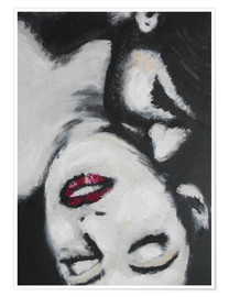 Poster Lovers - Kiss 3