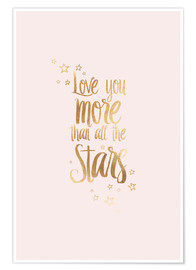 Stephanie Wünsche - LOVE YOU YOU MORE THAN ALL THE STARS