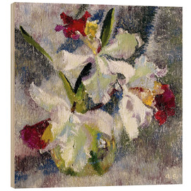 Bois  orchidée II - Augusto Giacometti