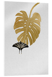 Orara Studio - Butterfly & Monstera