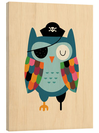 Bois  Capitaine Hibou - Andy Westface
