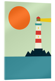 Verre acrylique  Phare - Andy Westface
