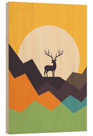 Bois  Deer - Andy Westface