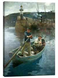 Tableau sur toile  Le Phare - Stanhope Alexander Forbes