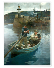Poster  Le Phare - Stanhope Alexander Forbes
