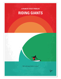 Poster  Riding Giants (anglais) - chungkong