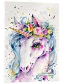 Verre acrylique  Little Unicorn - Sillier Than Sally