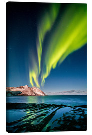 Sascha Kilmer - Aurora Borealis in Northern Norway II