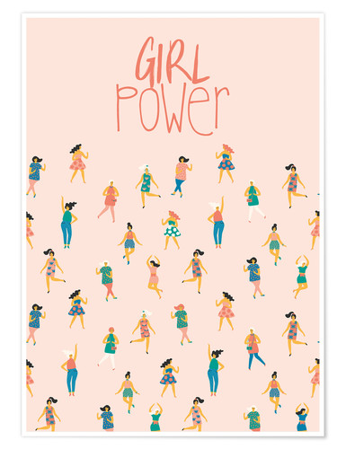 Poster Girl power