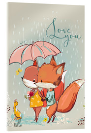 Kidz Collection - Fox love