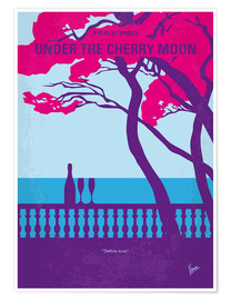 Poster Under the Cherry Moon (anglais)