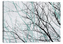 Toile  Pastel Branches 2 - Mareike Böhmer Photography