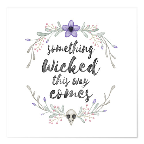 Poster Something wicked
