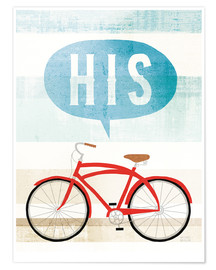 Poster Son beach cruiser II