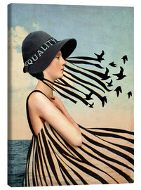 Toile  Equality - Cathrin Welz-Stein