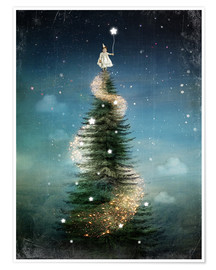 Poster  Sapin royal - Catrin Welz-Stein