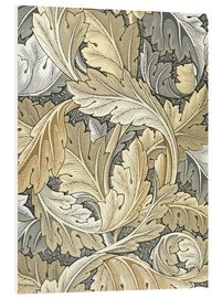 Tableau en PVC  Acanthe - William Morris