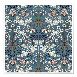 Poster  Jacinthes - William Morris