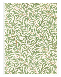 Poster  Saule - William Morris
