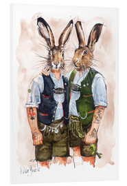 Forex  GAY RABBITS - Peter Guest