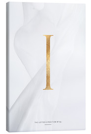 Toile  GOLD LETTER COLLECTION I - Stephanie Wünsche
