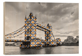 Tower Bridge Couleur Pop