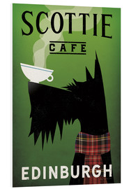 Tableau en PVC  Scottie Cafe - Ryan Fowler