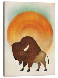 Ryan Fowler - Blazing Sun Bison