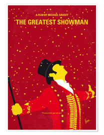 Poster  The Greatest Showman - chungkong