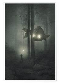 Poster Deep Forest