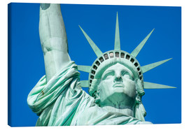 Toile  Statue of Liberty in New York City, USA - Jan Christopher Becke