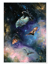 Tanya Shatseva - Scream of a Great Bat