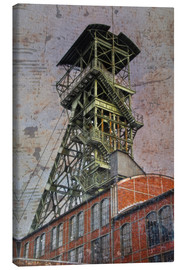 Toile  winding tower - Dieter Ziegenfeuter