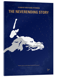 Verre acrylique  The Neverending Story - chungkong