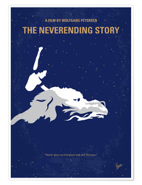 Poster  The Neverending Story - chungkong